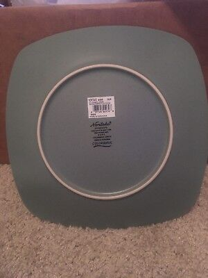 NORITAKE Colorwave CHOCOLATE Square Dinner Plate (5 left) - $8.37 ...
