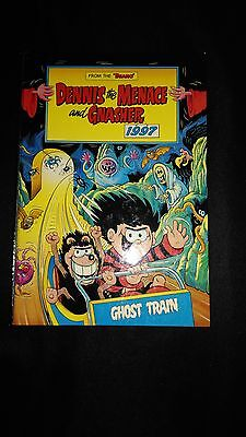 Dennis The Menace And Gnasher Annual 1997 Vintage Beano U.K Comic