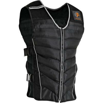 Weighted Vest Jacket Weight Adjustable Running Fitness Crossfit 5kg 10kg