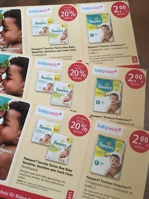 PAMPERS COUPONS ROSSMANN