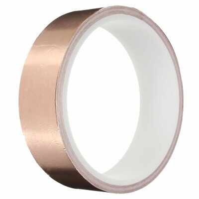 EMI Copper Foil Shielding Tape 25mmx4m Low Impedance Conductive Adhesive