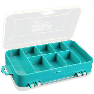 LAOA LA911213 13 Units Parts Storage Box Tool Box Element Boxes Jewel Case