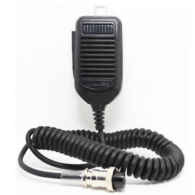 Hand Microphone 8Pin for ICOM HM36 HM-36/28 IC-718 IC-775 IC-7200/7600I with Tra