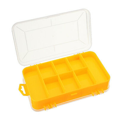 Double Tool Box Electronic Plastic Parts Toolbox Casket SMD SMT Screw Component