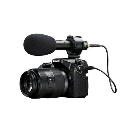 BOYA BY-PVM50 Stereo Condenser Microphone For Canon Nikon Pentax Camera Camcorde
