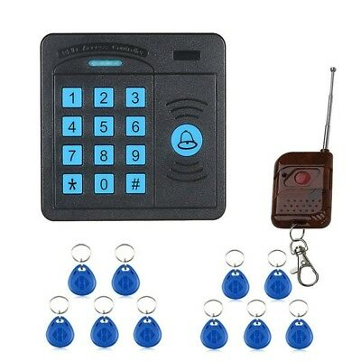 SY5100RID Door Access Control Controller ABS Case RFID Reader Keypad Remote Cont