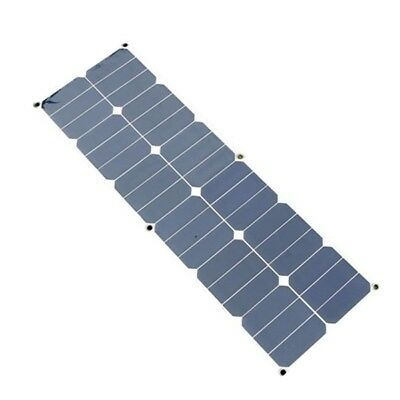 Elfeland 40W 18V Flexible Mono Solar Panel For Camping Boat Caravans Battery Cha