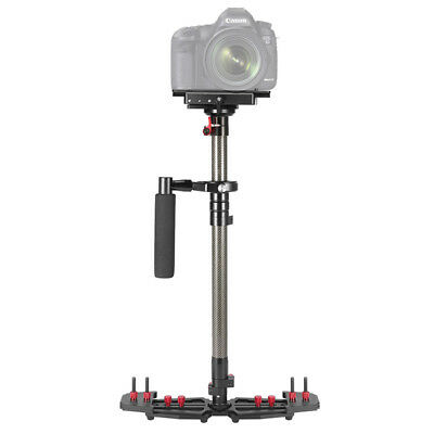 HD2000 Handheld Stabilizer Accessory with Bag for Camcorder Camera Video DV Carb
