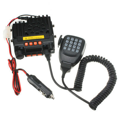 QYT UV Portable Dual Band VHF136-174/UHF400-480MHz Mobile Transceiver Vehicle Tw
