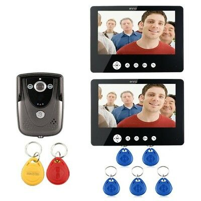 ENNIO SY905FCID12 Video Door Phone Doorbell Intercom System