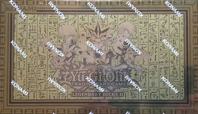 YGO-Yugi`s Legendary Decks 2  Box in deutch NEU & OVP