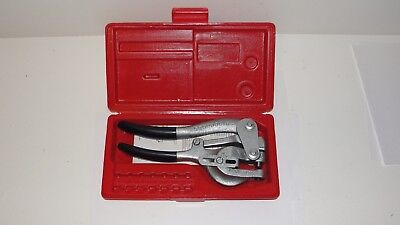 Roper Whitney No 5 Jr Hand Held Sheet Metal Punch Tool   USA  NEW
