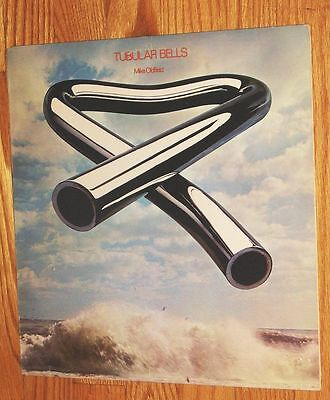 VINYL LP Mike Oldfield - Tubular Bells (1973) Virgin VR 13-105 ( Prog )