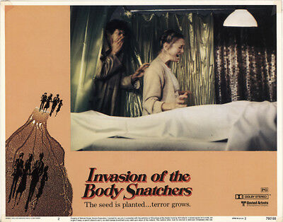 Invasion of the Body Snatchers 1978 11x14 Orig Lobby Card FFF-39316 Horror
