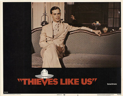 Thieves like Us 1974 11x14 Orig Lobby Card FFF-39795 Very Fine Shelley Duvall