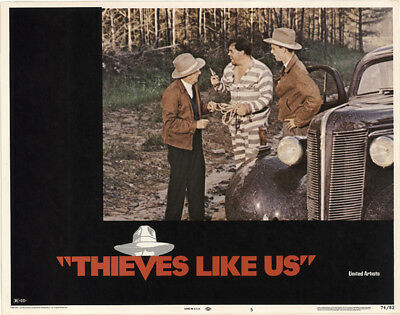 Thieves like Us 1974 11x14 Orig Lobby Card FFF-39797 Very Fine Shelley Duvall
