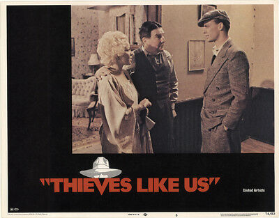 Thieves like Us 1974 11x14 Orig Lobby Card FFF-39798 Very Fine Shelley Duvall