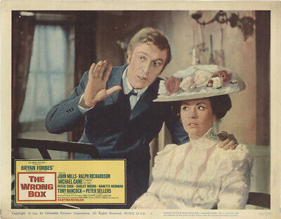 The Wrong Box 1966 11x14 Orig Lobby Card FFF-40270 James Villiers
