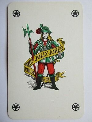 Antiker Joker. Schweiz. Great antique Joker. Switzerland. (2)