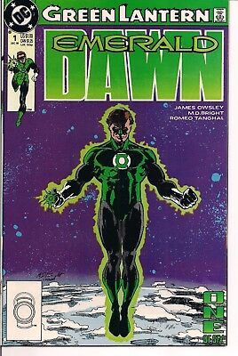 Green Lantern Emerald Dawn #1 by DC Comics