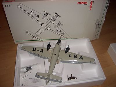 MÄRKLIN JU 52 - REPLIKA Nr. 1980 Junkers D-ALBA REPRO MHI Limited Edition TOP