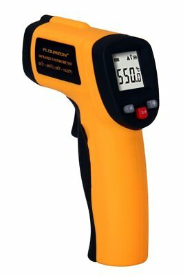 FLOUREON Digital Laser IR Infrared Thermometer Gun, Portable Instant Read Oven