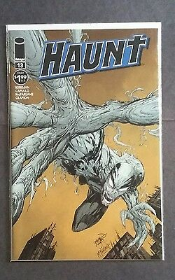 Haunt #13C Erik Larson Cover Art **htf** High Grade!!!!