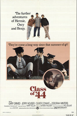Class of '44 1973 27x41 Orig Movie Poster FFF-53705 Fine, Very Good Gary Grimes