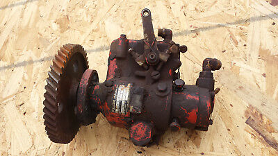 FITS CASE CASE 188D Injector Pump 1740 USED WORKS DBO431AL2523 A39219