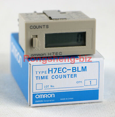1PC NEW IN BOX OMRON Counter H7EC-BLM H7ECBLM
