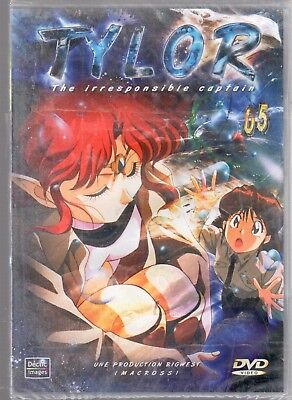 DVD Captain Tylor - Vol.5 (Neuf sous blister) | Manga | Lemaus