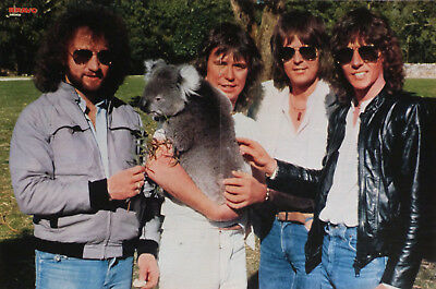 SMOKIE A3 POSTER CLIPPINGS COLLECTION BERICHTE SAMMLUNG 70's CHRIS NORMAN