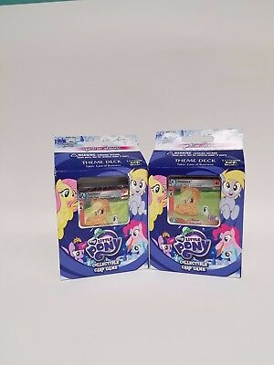 My little Pony Takin Care of Business Theme Deck