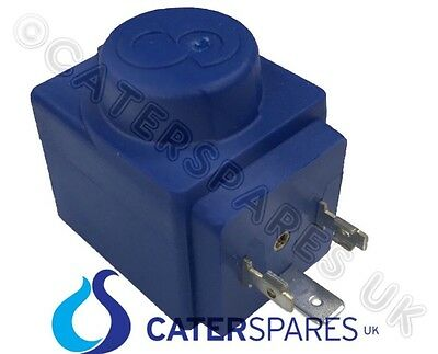 Brema Castel Hot Gas Solenoid Valve Replacement Blue Head Coil Ice Machine