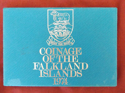 Falkland Islands 1974 Proof Set