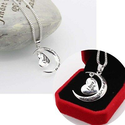 For Wife Girlfriend Birthday Love Present Sister Mum Woman I LOVE YOU Best Gift