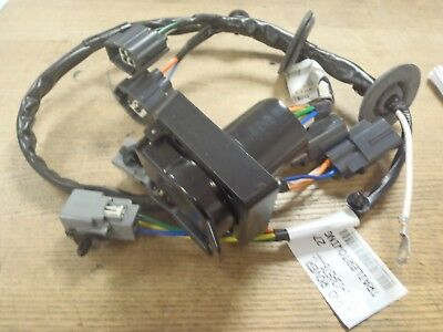 LAND ROVER LR3 TRAILER TOW HARNESS OEM land rover lr3 tow hitch trailer wiring harness electric ywj500220 2005 lr3 trailer wiring harness at gsmx.co
