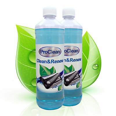 ProClean 2 liter shaver cleaner fluid refill for BRAUN Clean and Renew cartridge