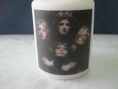 Queen Pop Group Candle Gift Freddie Mercury Brian May - Christmas Birthday Gift