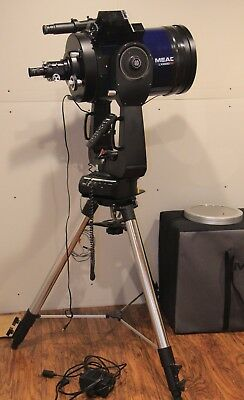 "Meade LX200-GPS 10"" SCT Autostar - complete telescope with lot of accessories"