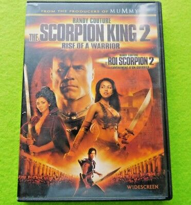 The Scorpion King 2 - Dvd - Pre-Owned - Area 1 - Usa - English/french/spanish