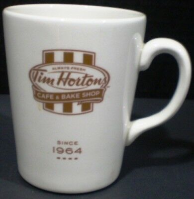 Tim Hortons Mug Since 1964 Always Brewing Always Fresh Steelite 2013