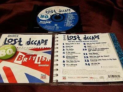 Another Lost Decade Second British Invasion Time Life! Excellent like new!