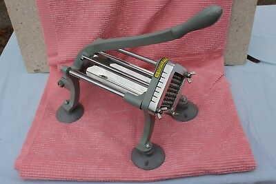 Weston Commercial Quality French Fry Cutter Heavy Duty All Metal Steel Blade