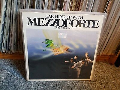 Mezzoforte  ‎– Catching Up With Mezzoforte (Album)