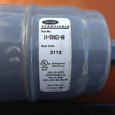 CARRIER TRANSICOLD CONTACTOR Relay 10-00431-06 12Amp