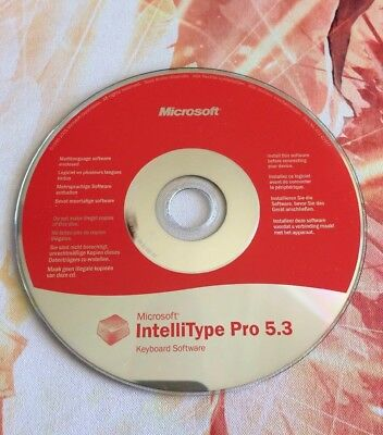 intellitype pro 6.1 for mac