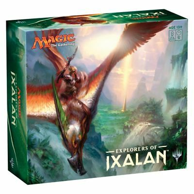 Magic Explorers of Ixalan (Englisch) Magic the Gathering MTG Decks Box Card
