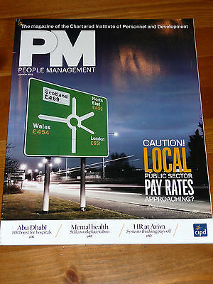 Pm People Management Mag Mar 2012 Mental Health Hr At Aviva Local Pay Auto Enrol