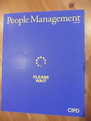 New People Management Hr Magazine August 2016 Brexit Mental Health Work Violence